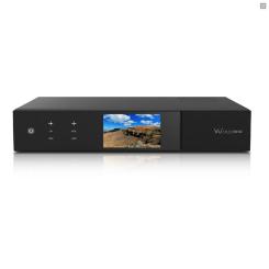 Satellite 4K receiver DVB-S / S2 VU + DUO 4K SE (2x Dual FBC tuner DVB-S2X)