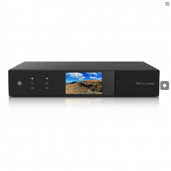 Satellite 4K receiver DVB-S / S2 VU + DUO 4K SE (1x Dual FBC tuner DVB-S2X)