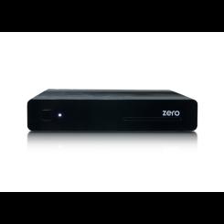 Satellite receiver DVB-S / S2 VU + ZERO H.265 (HEVC) Black